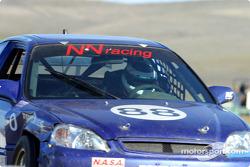 #88 NN Racing: Taz Harvey, Mark Mitchell, Paul Bonaccorsi
