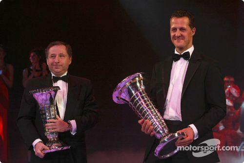 FIA-Preisverleihung 2003, Monaco