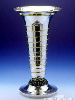 Formula One Drivers World Championship trophy