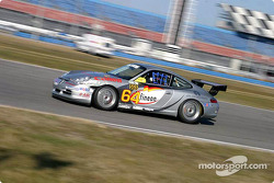 #64 The Racers Group Porsche GT3 Cup: Dave Master