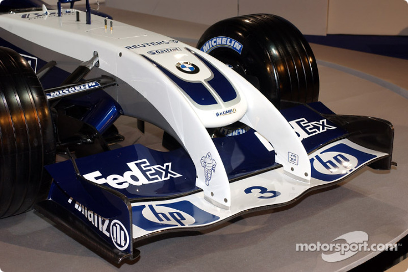 2: WILLIAMS SHOCKS WITH THE WALRUS NOSE