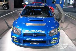 WRC 03' Subaru