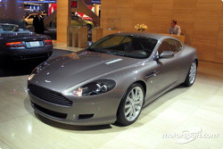 L'Aston-Martin DB9 Coupé