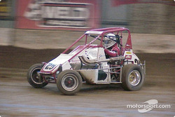 Jon Stanbrough passed 33 cars before his day came to an end in the first