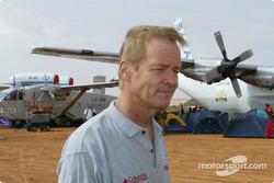 A tough day for Ari Vatanen