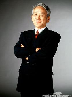 Tsutomu Tomita, Président et Team Principal