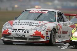 #71 Doncaster Racing Porsche GT3 Cup: Dave Lacey, Greg Wilkins, Mark Wilkins, Tom Nastasi, Kenny Wilden