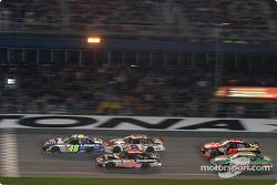 Jimmie Johnson, Kevin Harvick, Dale Earnhardt Jr., Jamie McMurray and Bobby Labonte
