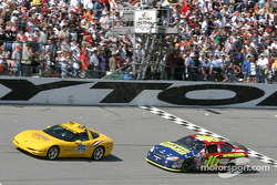 Pace laps: Greg Biffle