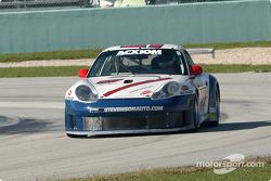#57 Stevenson Motorsports / Auto Assets Porsche GT3 RS: Chip Vance, John Stevenson, Shane Lewis