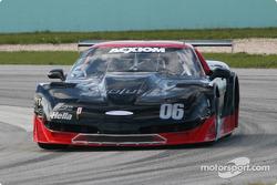 La Corvette n°06 du ICY / SL Motorsports (Steve Lisa, David Rosenblum, Davy Jones)