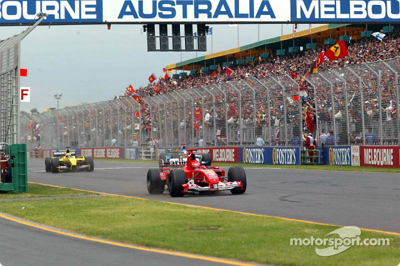 2004 Avustralya GP