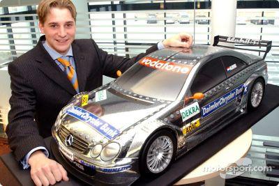 AMG-Mercedes presentation 2004
