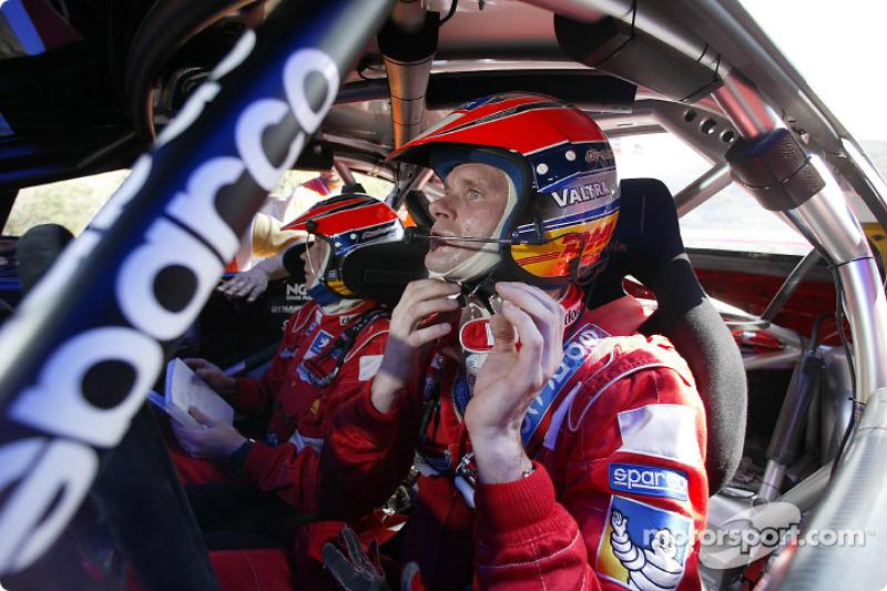Marcus Grönholm, campeón del mundo del WRC en 2000 y 2002