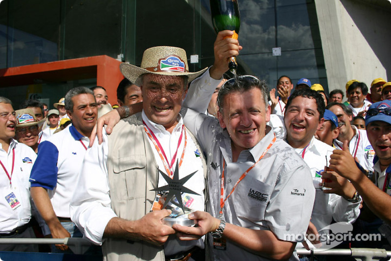 Inmarsat Star of the Rally Award