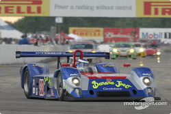 #33 Intersport Racing Riley & Scott MKIII C/Elan: Michael Durand, Chad Block, Georges Forgeois