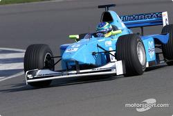 Test à Silverstone en mars