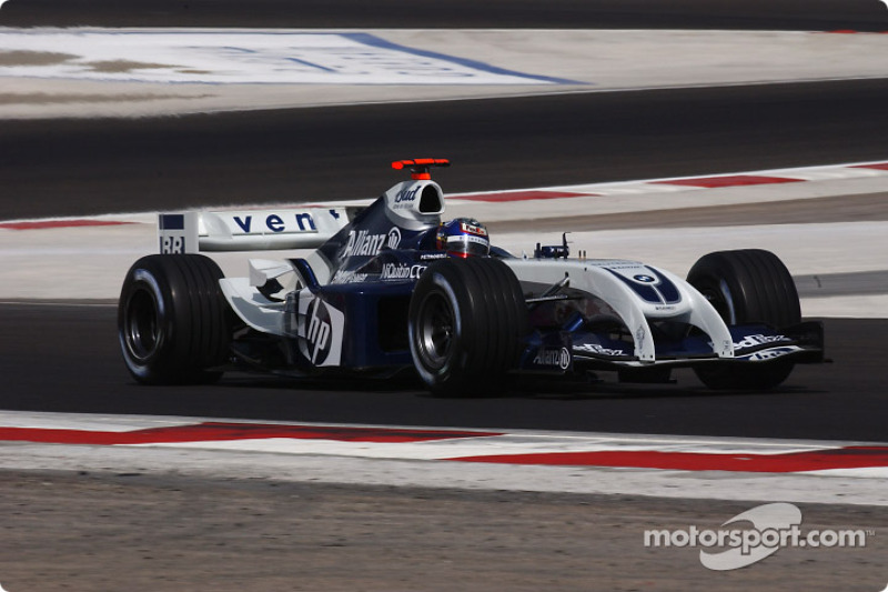 2004 : Williams-BMW FW26