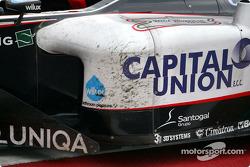 Post-race dirt on the Minardi