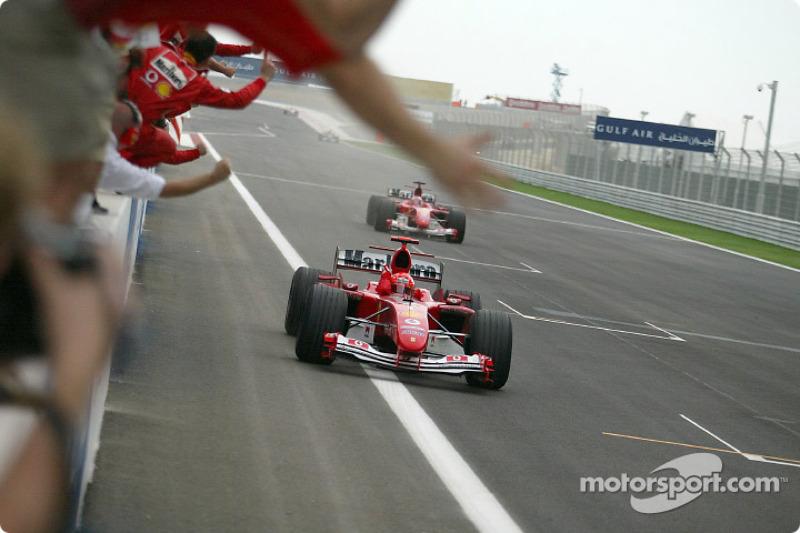 2004 Bahreini GP