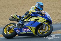 #5 National Motos Playstation 2 Honda CBR: Ludovic Holon, Sébastien Scarnato, Stéphane Gallis