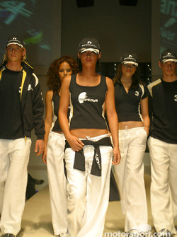 Models in Juan Pablo Montoya Line from the BMW WilliamsF1 Team Collection