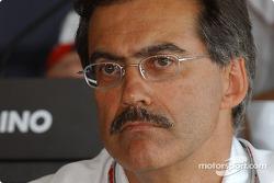 Friday FIA press conference: Dr. Mario Theissen
