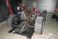 Intersport Racing Lola Judd