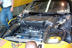 Corvette Racing Corvette C5-R powerplant