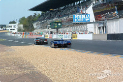 Pit straight action