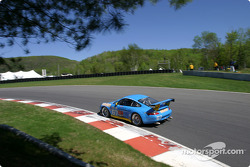 #67 The Racers Group Porsche GT3 RS: Kevin Buckler, Liz Halliday, Bohdan Kroczek