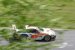 #57 Stevenson Motorsports / Auto Assets Porsche GT3 RS: Chip Vance, Chad McQueen
