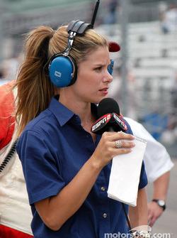 ESPN2's Jamie Little