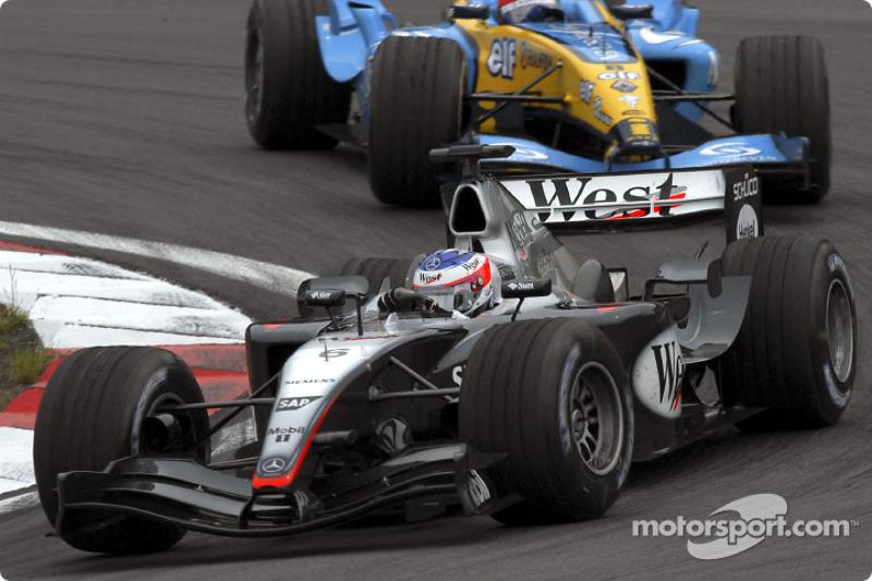 McLaren MP4-19 (2004)