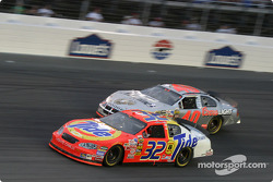 Ricky Craven and Sterling Marlin