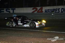 #80 Morgan Works Race Team Morgan Aero8: Adam Sharpe, Steve Hyde, Neil Cunningham