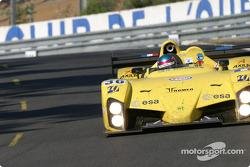 La WR n°36 du Welter Racing (Jean-Bernard Bouvet, Tristan Gommendy, Bastien Briere)