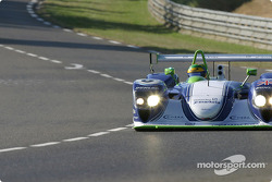 #6 Rollcentre Racing Dallara Judd: Martin Short, Joao Barbosa, Rob Barff
