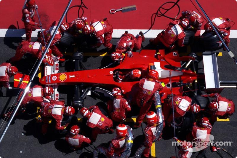 8. GP da França, 2004
