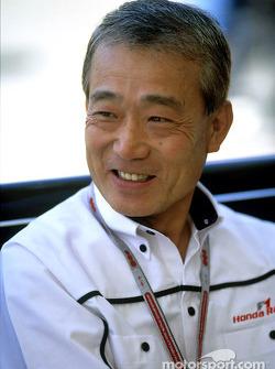 Takeo Fukui