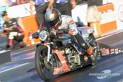 Vendredi, Pro Stock Motorcycle