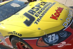 Brendan Gaughan's Kodak/Jasper Engines Dodge