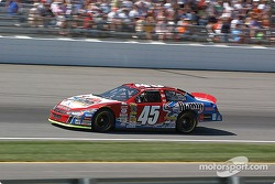 #45 Kyle Petty qualifies for the Brickyard 400