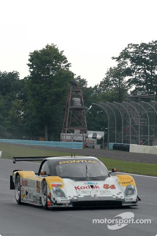 La Pontiac Doran n°54 du Bell Motorsports (Forest Barber, Terry Borcheller, Oliver Gavin)