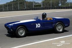 N°10 1952 Ferrari 340 Mexico, Steve Tillack