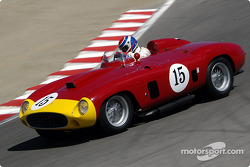 #15 1956 Ferrari 290 MM, Ed Davies