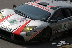 #6 Krohn-Barbour Racing Lamborghini Murcielago R-GT: Tracy Krohn, Scott Maxwell, Joe Fox
