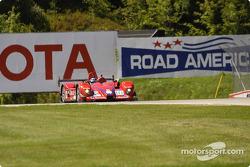 #10 Miracle Motorsports Courage C65 AER: John Macaluso, Ian James, James Gue
