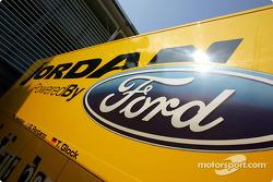Camión del equipo Jordan