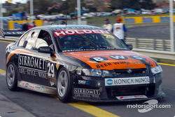 Paul Morris rejoins the race